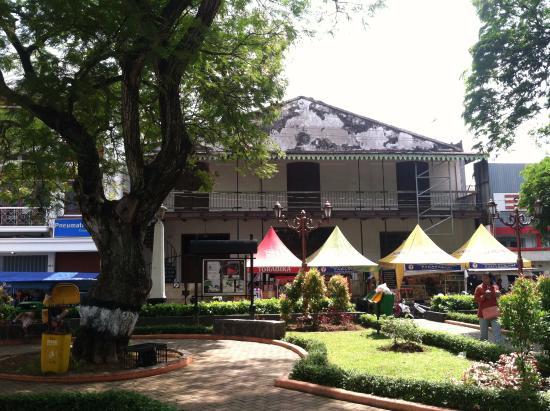 Sekitar Taman Srigunting Picture Semarang Kab