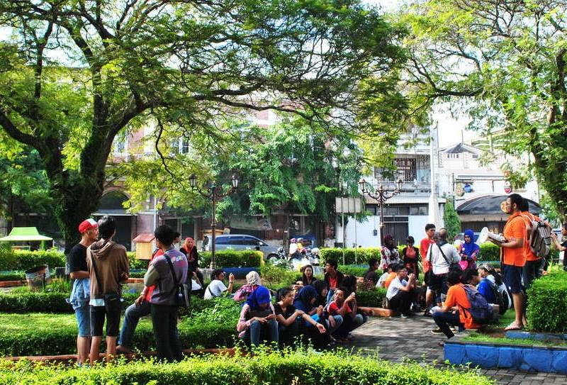 Semarang Sriyono Suke Author Page 3 5 Taman Srigunting Kab