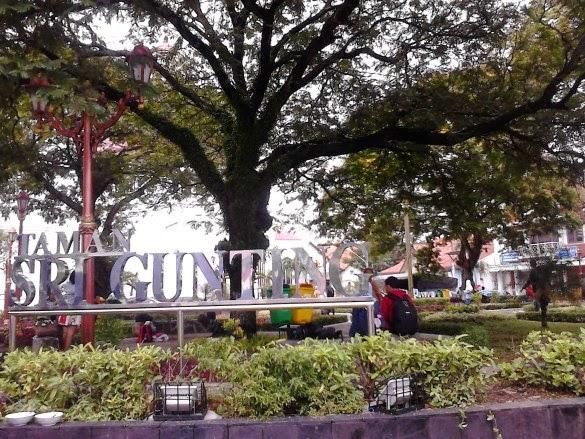 Taman Indah Semarang Srigunting Kab