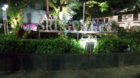 Taman Srgunting Kota Tua Semarang Picture Srigunting Kab