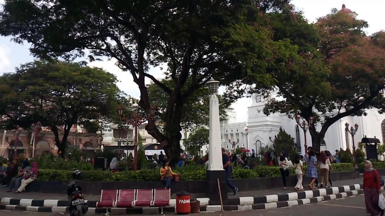 Taman Srigunting Gereja Blenduk Kawasan Kota Semarang Andiloverzsemarangtravelista Kab