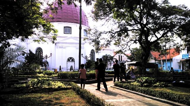 Taman Srigunting Kota Semarang Lengkap Mampir Kab