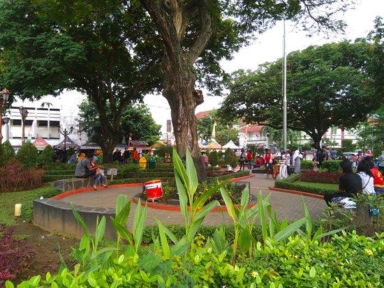 Taman Srigunting Kota Semarang Picture Kab