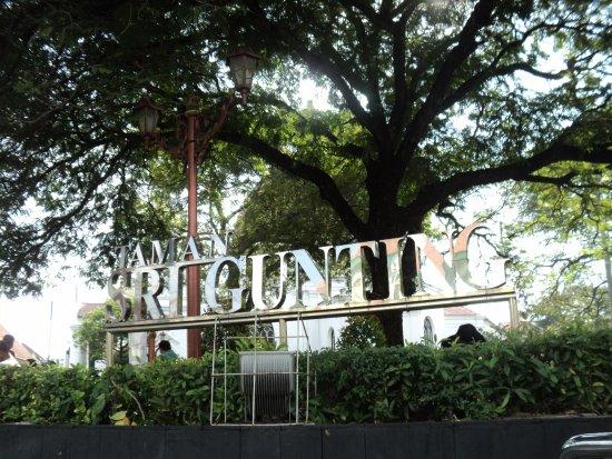 Taman Srigunting Nyaman Cocok Rest Area Kota Kab Semarang