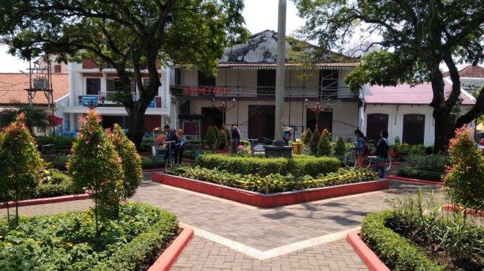 Wajah Kota Tribun Jateng Taman Srigunting Kab Semarang