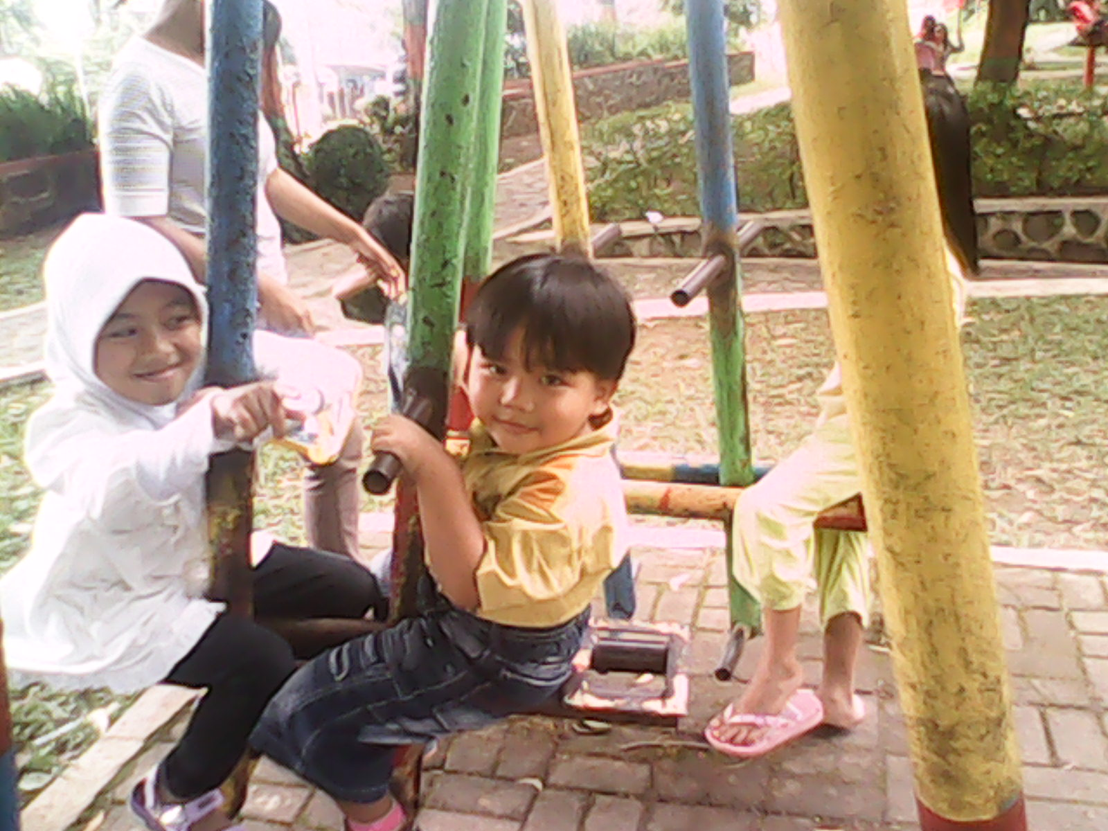 Januari 2017 Anakku Taman Unyil Ungaran Kab Semarang