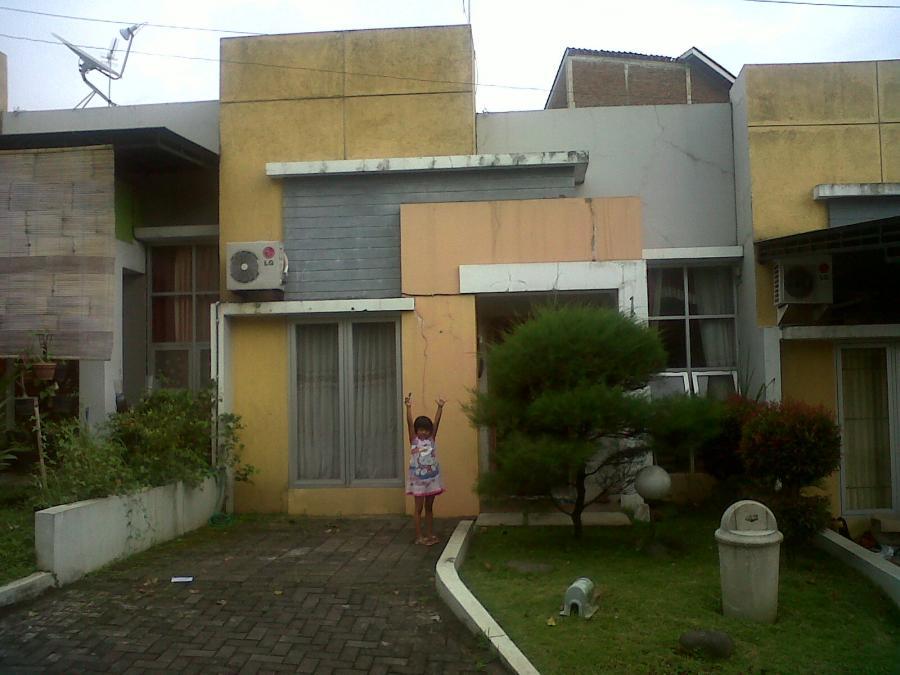 Rumah Dijual Cluster Kampoeng Harmoni Ungaran Kab Semarang Taman Unyil