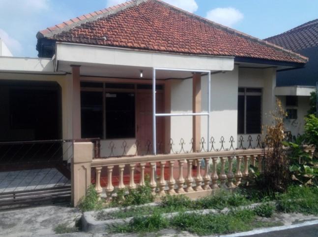 Rumah Dijual Perumahan Sebantengan Ungaran Kabupaten Semarang Taman Unyil Kab