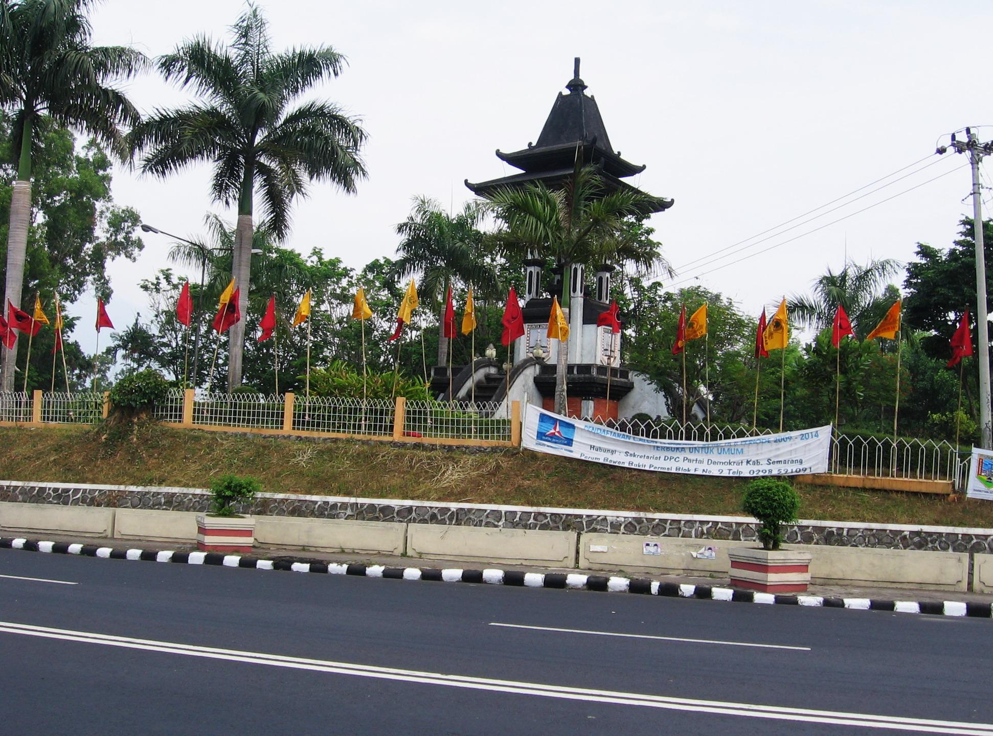 Taman Unyil Ungaran Berganti Nama Menjadi Serasi Lokasi Kab Semarang