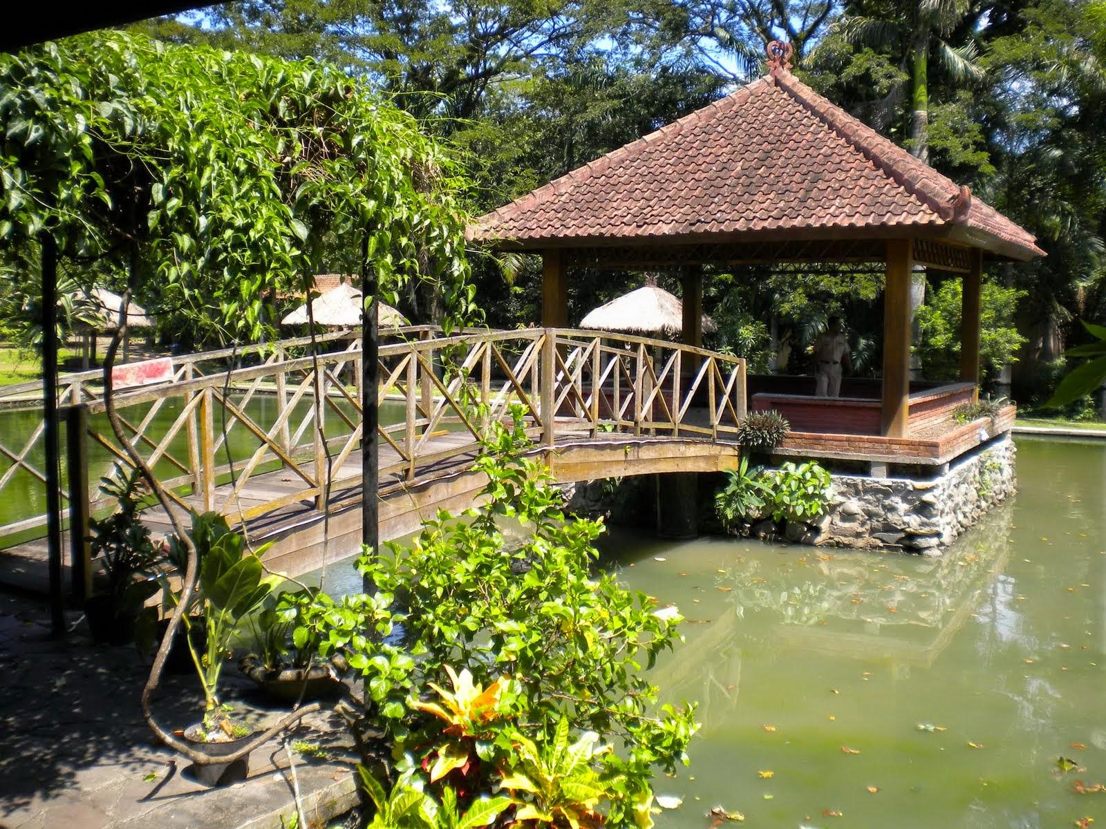 Tempat Wisata Semarang Kampoeng Taman Lele Salah Satu Cocok Mengisi