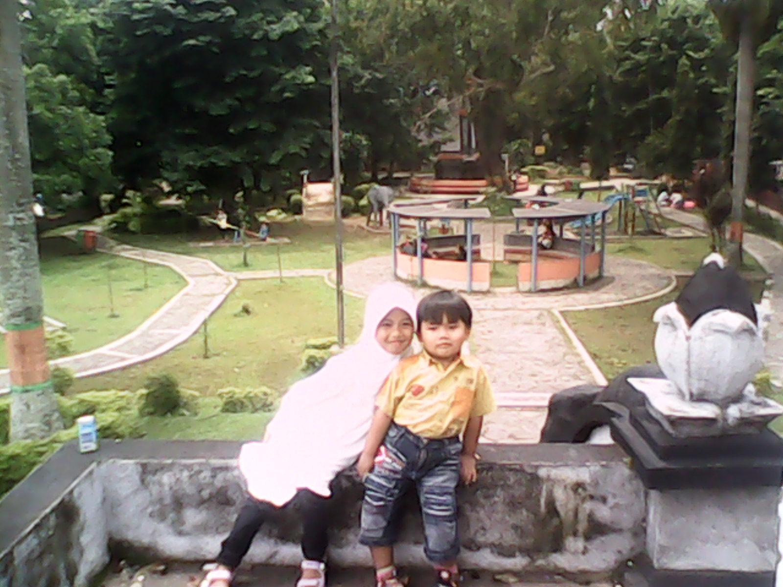 Wahanawisata Taman Unyil Rekreasi Tengah Kota Jarang Ditemukan Tempat Publik
