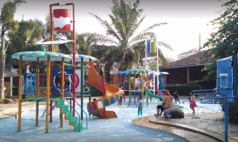 50 Wisata Semarang Hits Direkomendasikan Reservasi Air Fountain Water Park