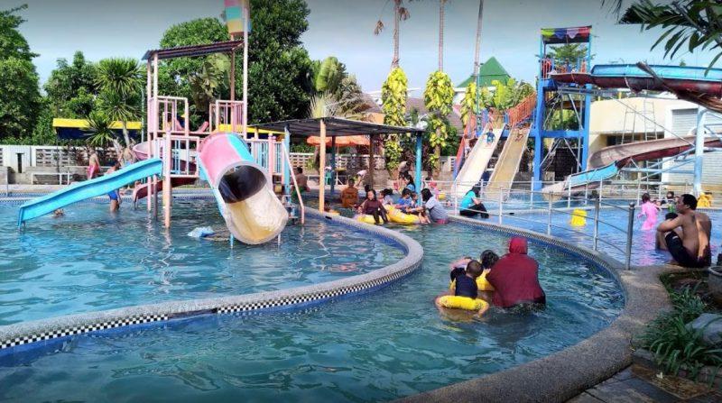 50 Wisata Semarang Hits Direkomendasikan Reservasi Semawais Waterpark Fountain Water