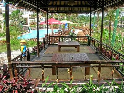 Fountain Residence Waterpark Resto Berbagai Menu Bakso Nasi Goreng Ayam