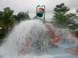 Fountain Waterpark Resto Water Boom Park Kab Semarang