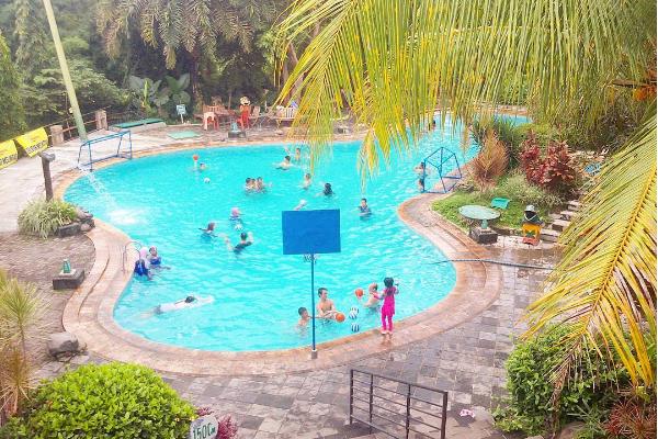 Fountain Waterpark Resto Wisata Air Asyik Menarik Lihat Water Park
