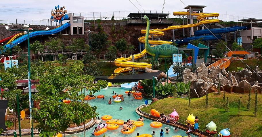 Hotel Sekitar Daerah Fountain Waterpark Semarang Klikhotel Waterboom Lain Water