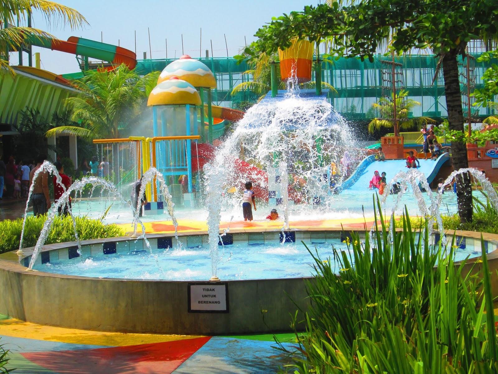 International Conference Biodiversity Waterboom Sukoharjo Fountain Water Park Kab Semarang