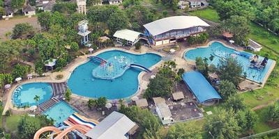 Kolam Renang Semarang Taman Rekreasi Marina Fountain Water Park Kab