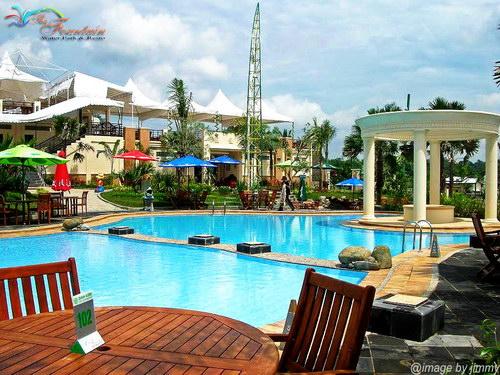 Pt Rifan Financindo Berjangka Semarang Fountain Residence Waterpark Resto Water