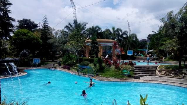 Rumah Dijual Inden Fountain Mapagan Ungaran Water Park Kab Semarang