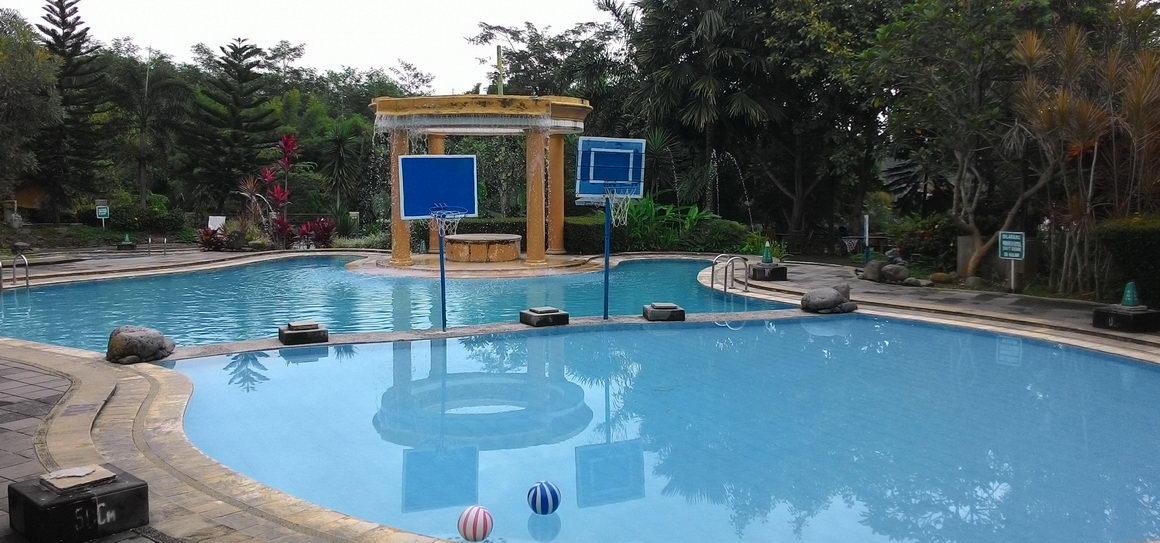 Semarang Rekreasi Fountain Waterpark Ungaran Kab Water Park