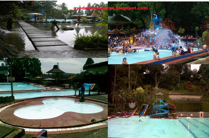 Ungaran Serasi Ayo Dolan Daftar Wisata Kolam Renang Fountain Water