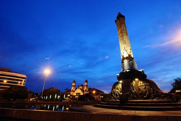2015 Journey World Tugu Muda Semarang Kab