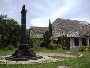 Anjungan Kota Semarang Wikipedia Bahasa Indonesia Ensiklopedia Bebas Replika Tugu