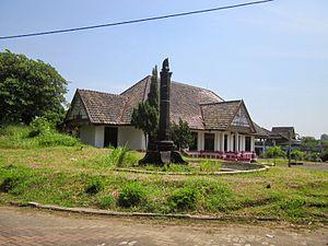 Anjungan Kota Semarang Wikipedia Bahasa Indonesia Ensiklopedia Bebas Tugu Muda