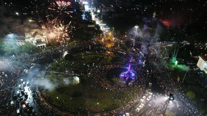 Dprd Kota Semarang Perayaan Malam Tidak Dipusatkan Tengah Tugu Muda