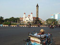 Kota Semarang Buku Ensiklopedis Bebas Tugu Muda Kab