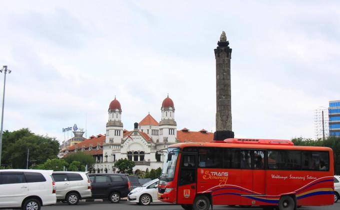 Kota Semarang Raih Penghargaan Piala Wahana Tata Nugraha Tribun Jateng