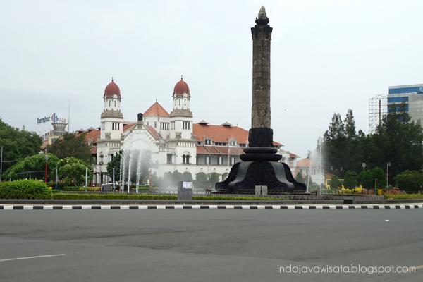 Mengenal Ciri Khas Kota Semarang Indo Java Wisata Tugu Muda