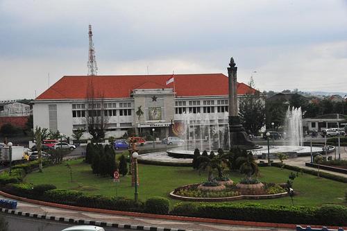 Museum Mandala Bhakti Semarang Jawa Tengah Menurut Sejarah Bangunan Tersebut