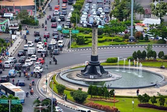 Peringatan Pertempuran Lima Hari Semarang Kawasan Tugumuda Ditutup Tugu Muda
