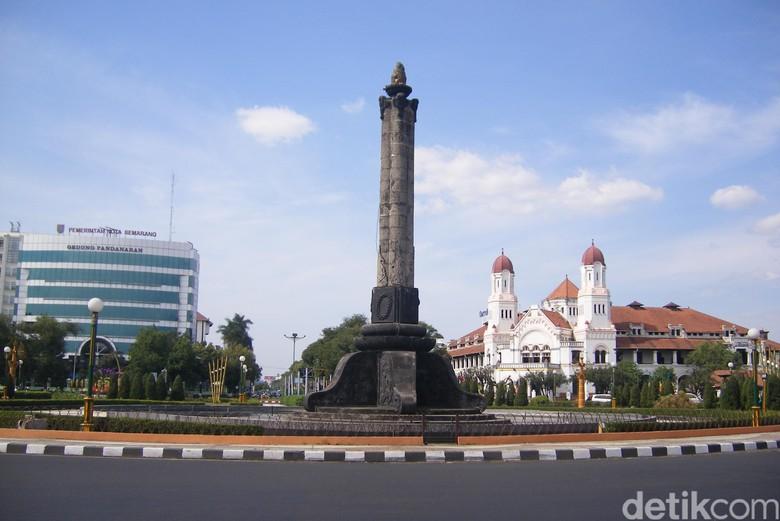 Pertempuran 5 Hari Tugu Semarang Ditutup Peringatan Muda Kab