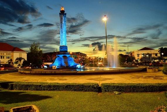 Pesona Keindahan Wisata Tugu Muda Sekayu Semarang Jawa Tengah Kab