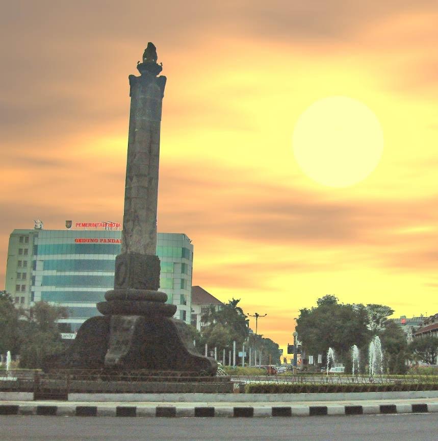 Planologie Tale Prediksi Semarang Tenggelam 20 Tugu Muda Kab