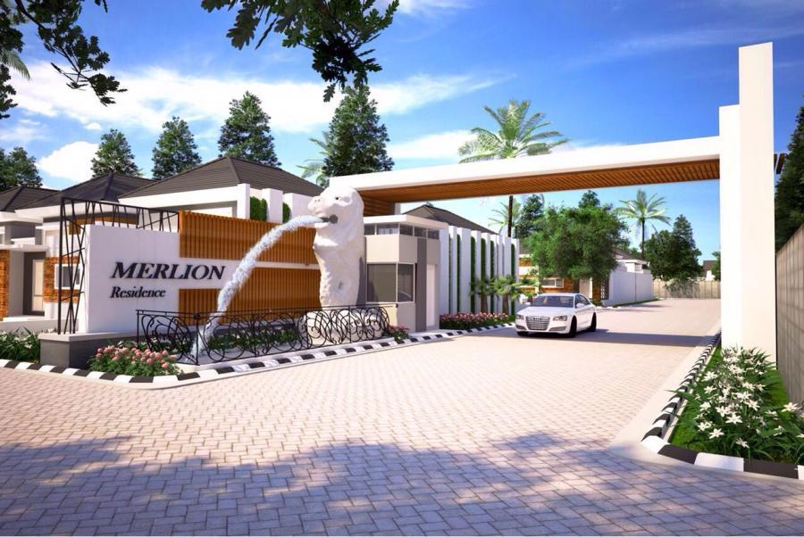 Rumah Dijual Merlion Residence Sampangan Selangkah Kariyadi Tugu Muda Semarang