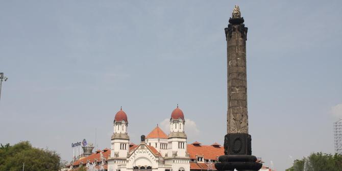 Sejarah Tugu Muda Pertempuran 5 Hari Semarang Merdeka 2013 Kab