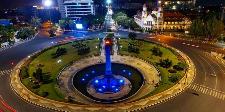 Semarang Kota Tak Ramah Terhadap Perempuan Kompas Bundaran Tugu Muda