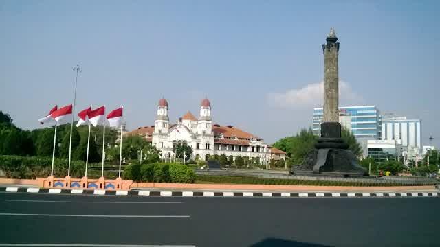 Tempat Hits Selfi Semarang Sekitarnya Tugu Muda Kab