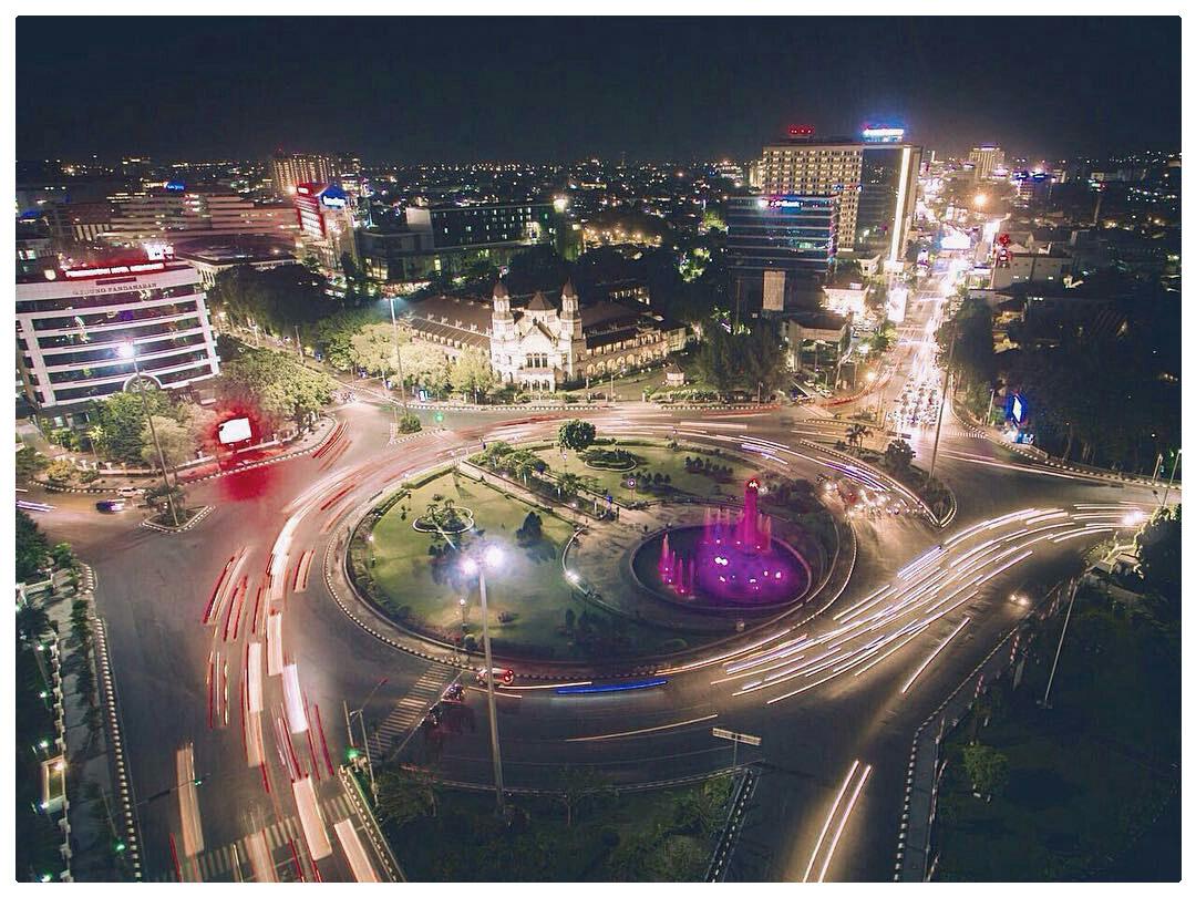 Wisata Sejarah Tugu Muda Semarang Riska Setya Monumen Bersejarah Dibuat