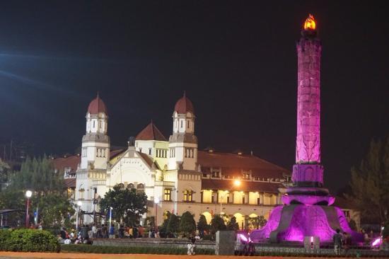 Wisata Semarang Paket Umbul Sidomukti Rawa Pening Tugu Muda Kab