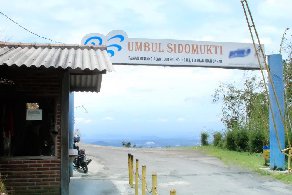 Alamat Ancer Umbul Sidomukti Hotel Dimana Sih Lokasinya Kab Semarang