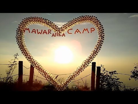Indahnya Sunrise Wisata Mawar Area Camp Umbul Sidomukti Ungaran Kab