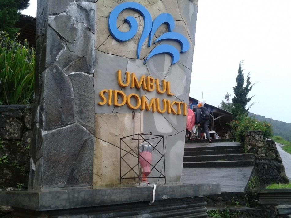 Kawasan Wisata Alam Umbul Sidomukti Sensasi Negeri Awan Kota Semarang