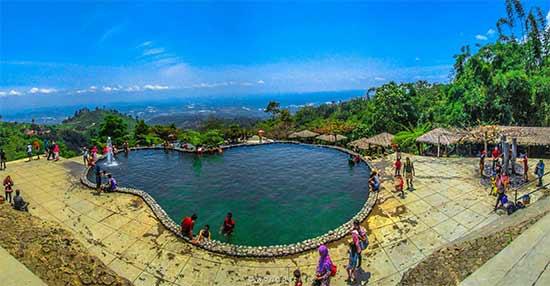 Menikmati Indahnya Kawasan Wisata Umbul Sidomukti Semarang Pesona Alam Keindahan
