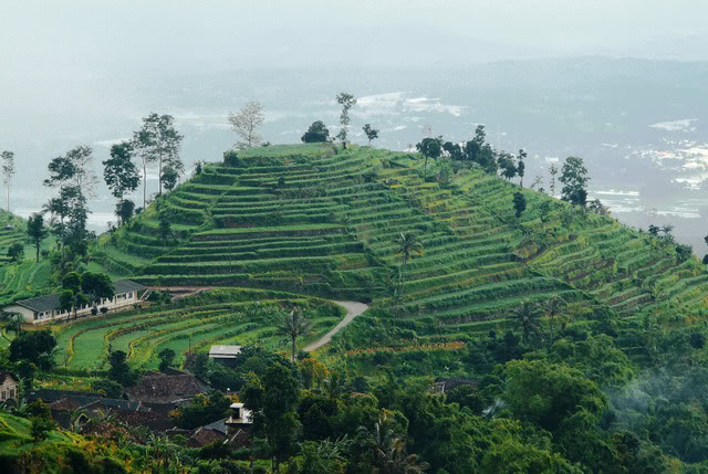 Petualangan Wisata Bandungan Keberadaan Umbul Sidomukti Kab Semarang
